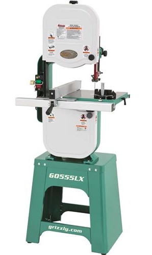 Grizzly G0555LX Band Saw Review