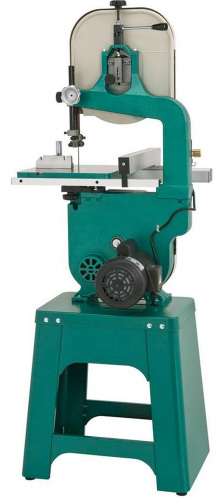 Grizzly G0555LX BandSaw Review