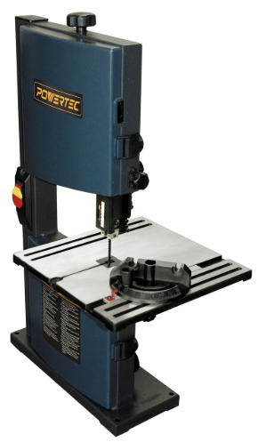 POWERTEC BS900 Band Saw Review