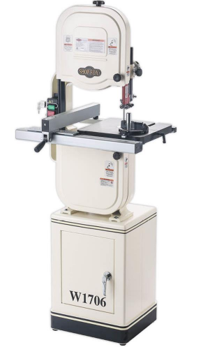 Shop Fox W1706 Bandsaw Review