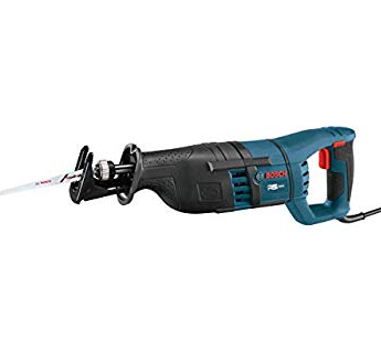 Bosch RS7 + RAP10PK Reciprocating Saw Review