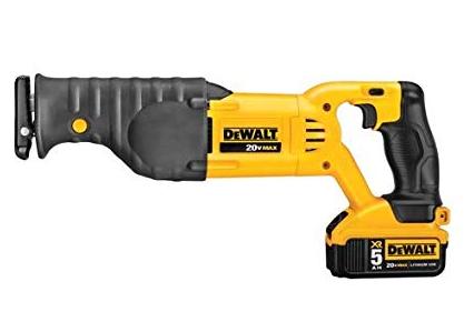 Dewalt DCS380B Cordless Reciprocating Saw