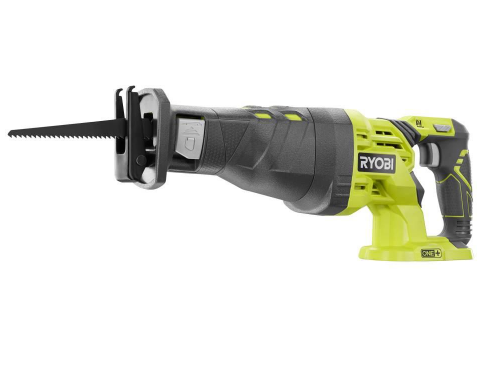 Ryobi P515 One+ Cordless Reciprocating Saw Review