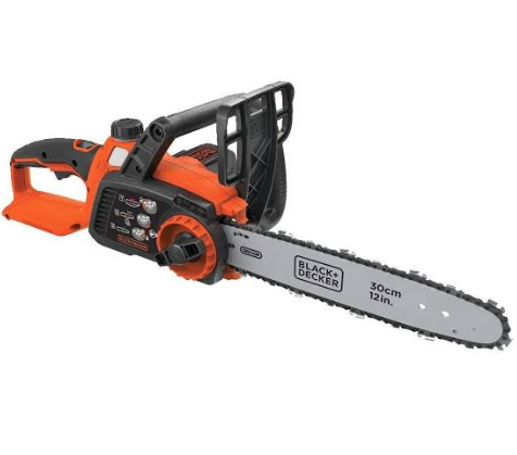 Black and Decker Cordless Chainsaw LCS1240B Review