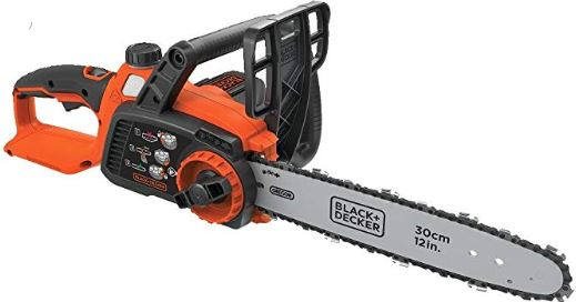 Black and Decker LCS1240B Cordless Chainsaw Reviews