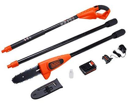 Black and Decker LPP120 Pole Saw Reviews