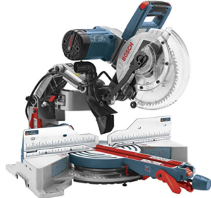 Bosch 12-Inch Dual-Bevel Miter Saw