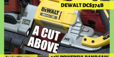 Dewalt DCS371P1 Review