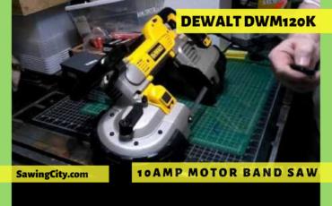 Dewalt DWM120K Band Saw Review