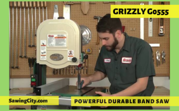 Grizzly G0555 Bandsaw Review