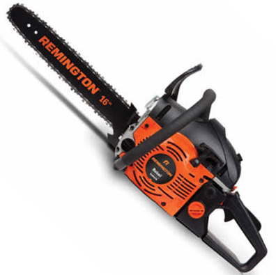 Remington Gas Powered Chainsaw RM4216 Review