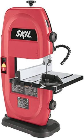 SKIL 3386-01 Bench top Band Saw Review