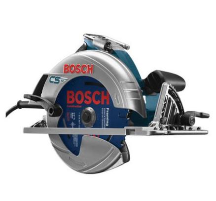 Bosch Circular Saw CS10 Review