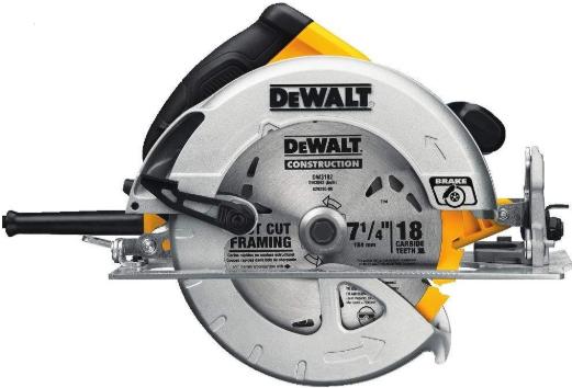 DEWALT Circular Saw DWE575SB Review