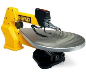 Dewalt DW788 Scroll Saw Review