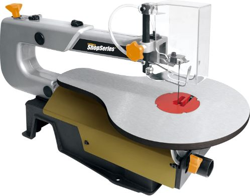 ShopSeries RK7315 16inch Scroll Saw Reviews