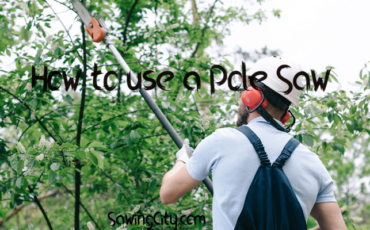 How to use a Pole Saw Guide