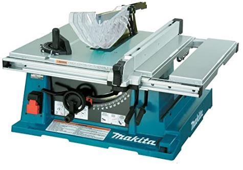 Makita 2705 Contractor Table Saw Reviews