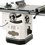 Shop Fox W1819 3 HP 10-Inch Table Saw Review