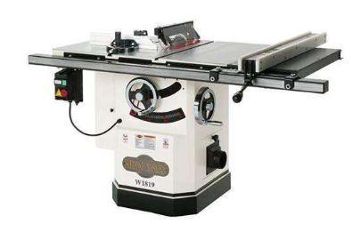 Shop Fox W1819 3 HP 10-Inch Table Saw Reviews