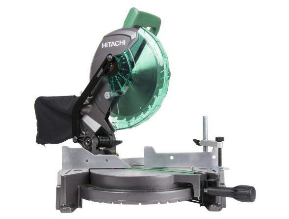 Hitachi C10FCG Single Bevel Compound Miter Saw Review