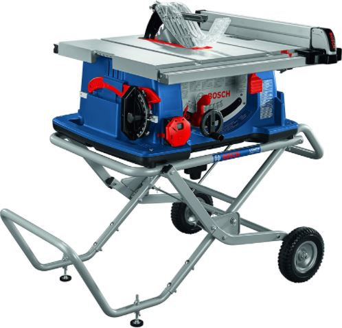 BOSCH 4100XC-10 10Inche Worksite Table Saw Reviews
