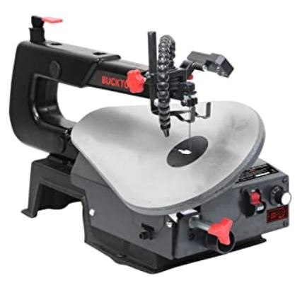BUCKTOOL SSA16LVF 16-inch Variable Speed Scroll Saw Review