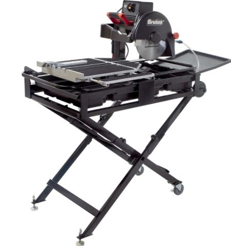 Brutus 61024BR Professional 10-inch Tile Saw Review