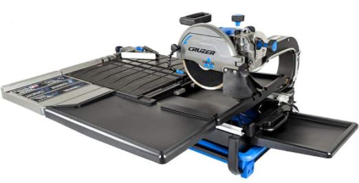 Delta 10-Inch Cruzer Wet Tile Saw Review