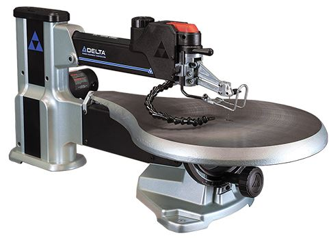 Delta Power Tools 40-694 20-Inch Scroll Saw Review