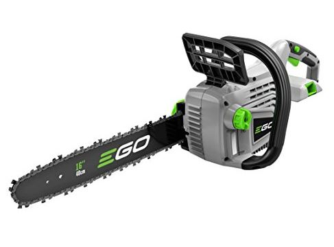 EGO Power+ CS1600 Cordless Chainsaw Review