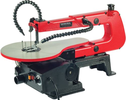 General International BT8007 16-inch Scroll Saw Review