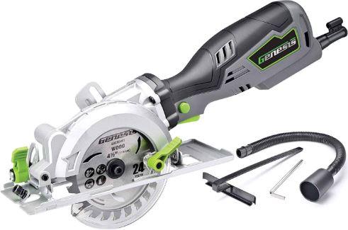 Genesis GCS545C Circular Saw Review