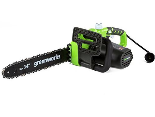 GreenWorks 20222 Electric Chainsaw Reviews