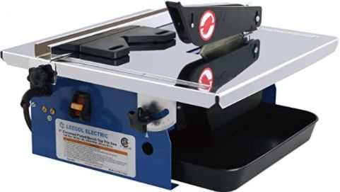 Leegol Electric 7-Inch Wet Tile-Saw Review
