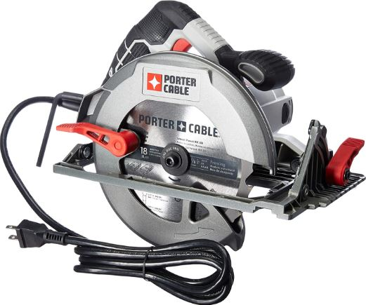 Porter-Cable PCE310 Heavy Duty Circular Saw Review